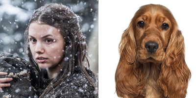 Gilly - Game of Thrones Pet Names